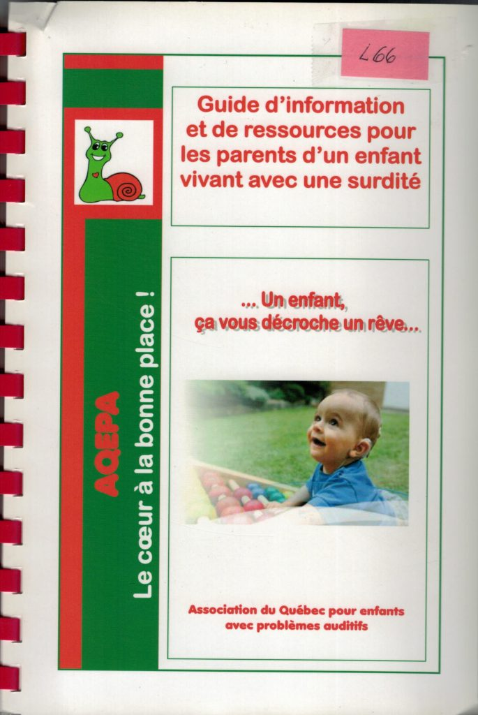Guide d'informations et ressources